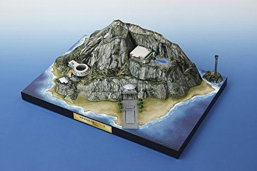 サンダーバード秘密基地 トレーシー島