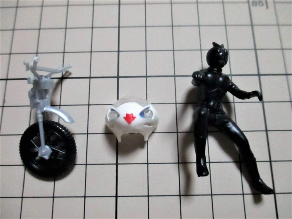 仮面ライダーシリーズ 新サイクロン号 3