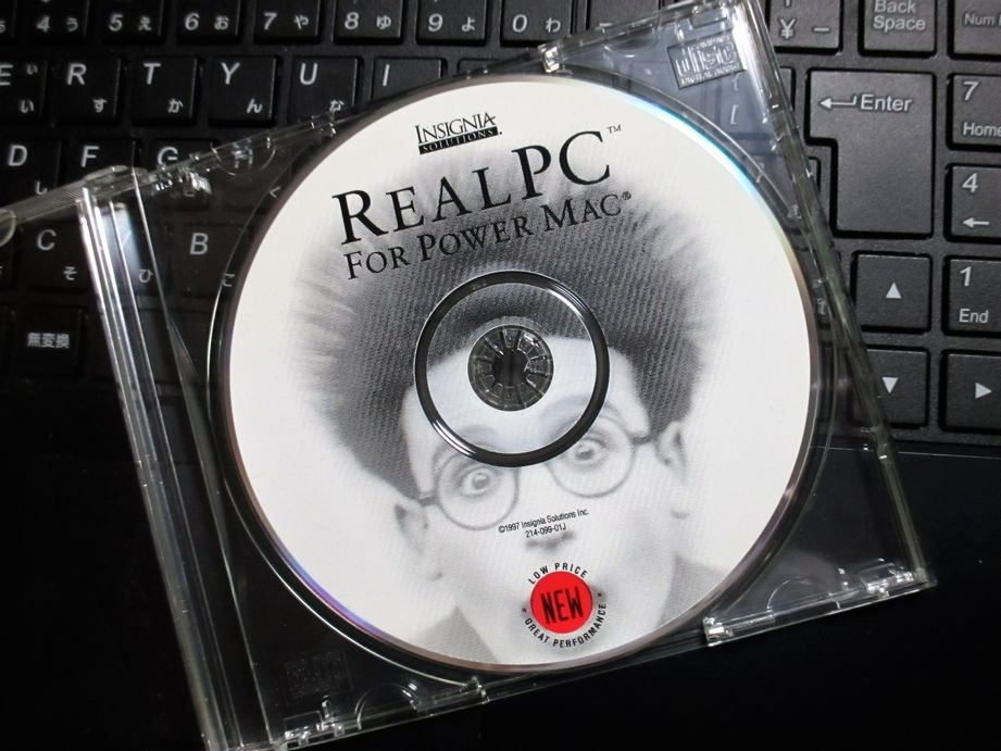 REAL PC FOR POWER MAC