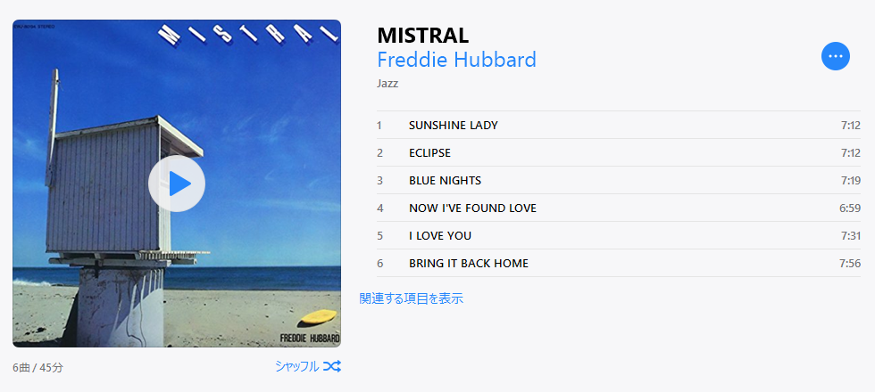 iTunes-MISTRAL