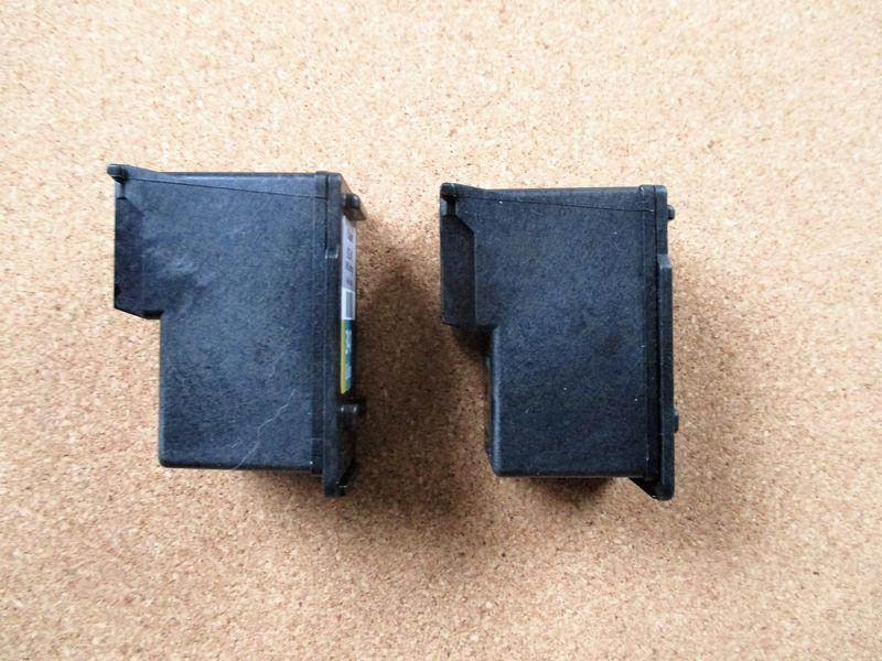 純正インクカートリッジ BC-341、BC-341XL 側面