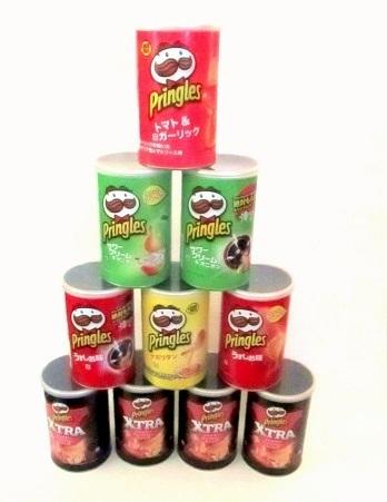 プリングルズ10缶