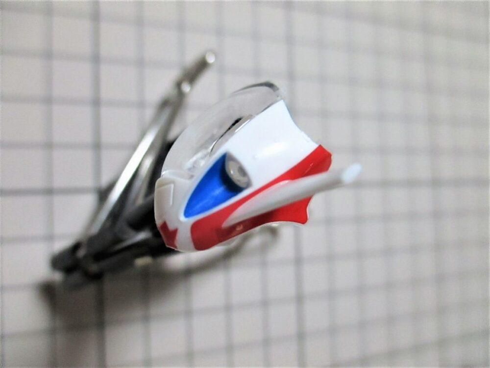 仮面ライダーシリーズ 新サイクロン号 デカール貼り4