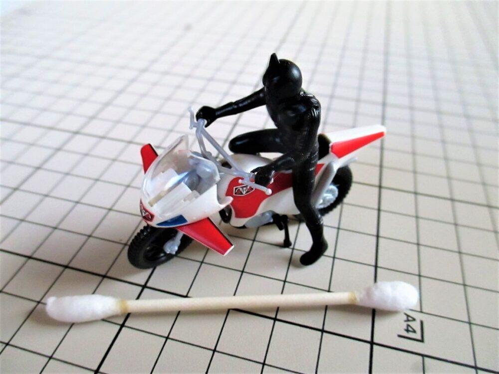 仮面ライダーシリーズ 新サイクロン号 完成5